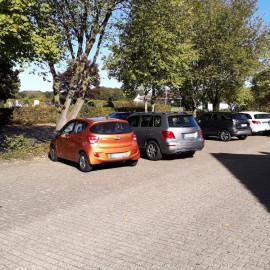 Parkplätze | Privatpraxis für Physiotherapie Jörg Spriewald, Bergisch Gladbach