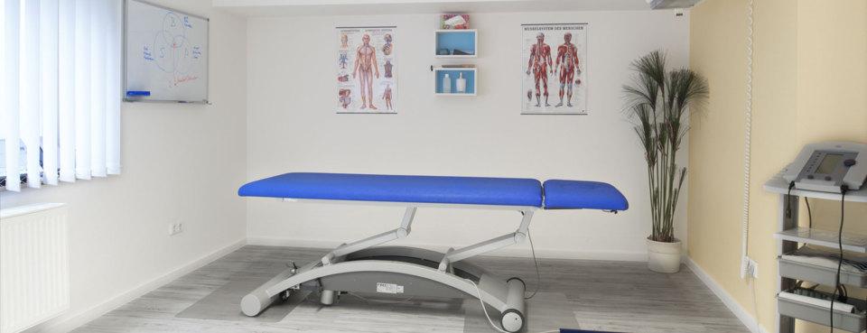 Privatpraxis für Physiotherapie Jörg Spriewald, Bergisch Gladbach | Krankengymnastik, Manuelle Therapie, Lymphdrainage, Heilpraktiker (Physiotherapie)